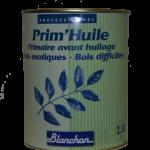Грунт Бланшон (Prim Huile) для экзотических пород древесины