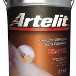 Клей для фанеры и для паркета ARTELIT RB-110